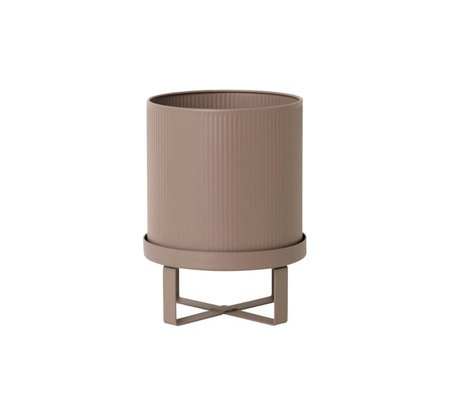 Ferm Living Pot Bau dusty pink Small Ø18x24cm