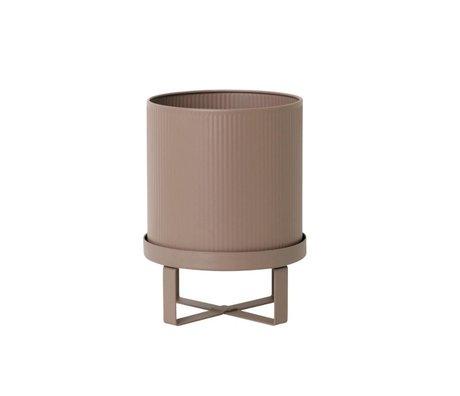 Ferm Living Pot Bau dusty roze Small Ø18x24cm