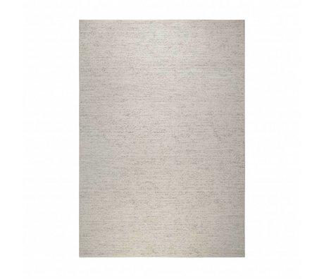 Zuiver Rug Rise beige braun Baumwolle 200x300cm