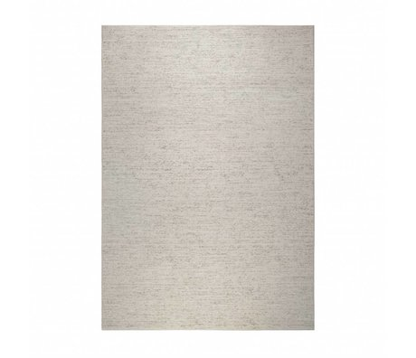 Zuiver Rug Rise beige brown cotton 200x300cm