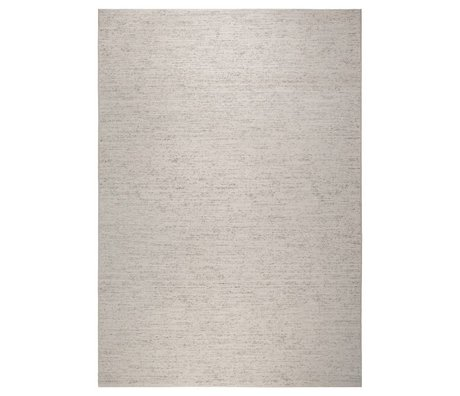 Zuiver Rug Rise beige brown cotton 170x240cm