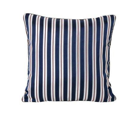 Ferm Living Cushion Lounge Pinstripe Mehrfarbentextil 40x40cm