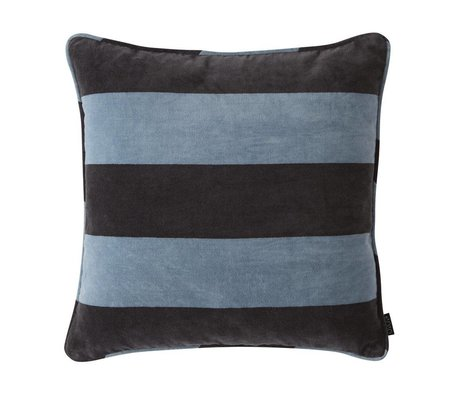 OYOY Cushion Confect blue cotton 50x50cm