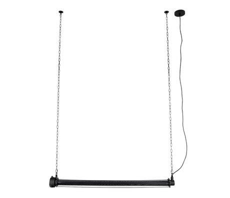 Zuiver Hängeleuchte Prime XL schwarz Metall 130x13,5x200cm