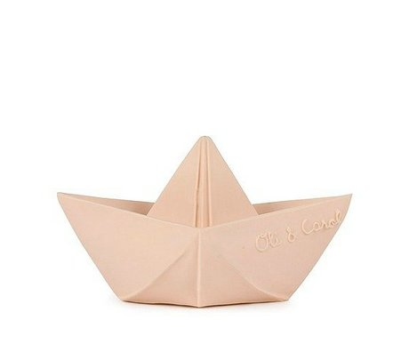 Oli & Carol Baignoire bateau de bain nude en caoutchouc naturel 12x7