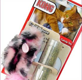 Kong Cat Field Mouse