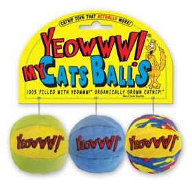 Yeowww! My Cats Balls