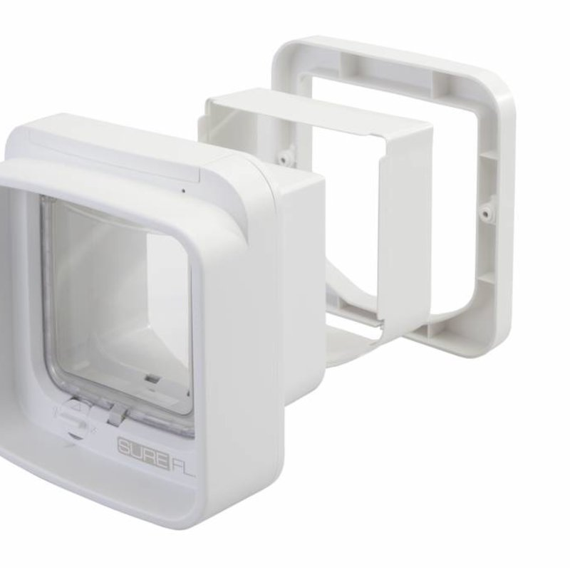 Sureflap DualScan microchip kattenluik