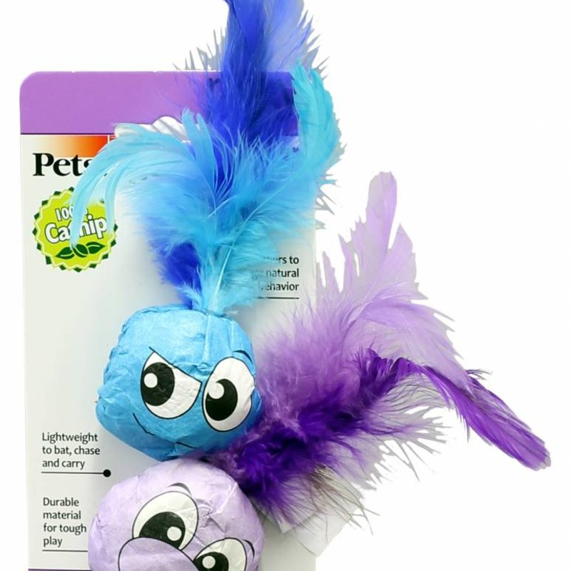 Petstages Feather Balls