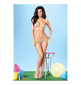 Leg Avenue Driedelige bikini set