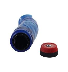 You2Toys Buigzame blauwe vibrator