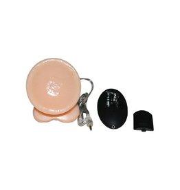 RealRock Vibrator Realistisch met afstandsbediening