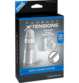 Fantasy X-tensions Fantasy X-tensions Girth Gainer System Clear