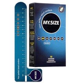 My.Size MY.SIZE 49 mm Condooms 10 stuks