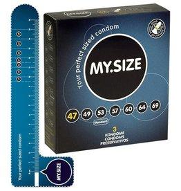 My.Size My.Size 47 mm - Condooms 3 stuks