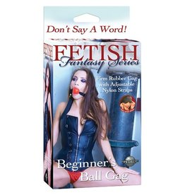 Fetish Fantasy Series Fetish Fantasy Beginners Ball Gag