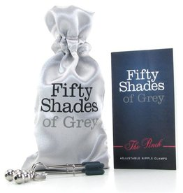 Fifty Shades of Grey Tepelklemmen The Pinch