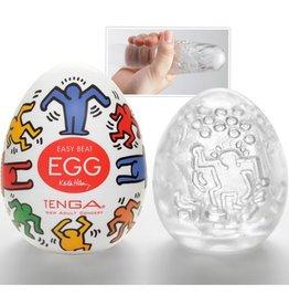 Tenga Keith Haring Tenga Egg Masturbator Dance