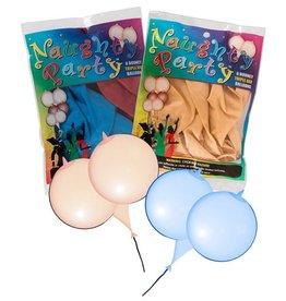 You2Toys Boob Balloons - 6 Stuks