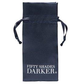 Fifty Shades Darker FSD At My Mercy Tepelklemmen Met Ketting