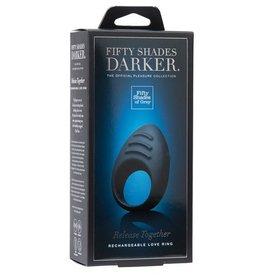 Fifty Shades Darker FSD Release Together Vibrerende Cockring
