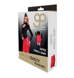 Guilty Pleasure GP Datex Kokerrok - Rood