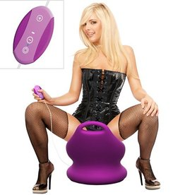Fetish Fantasy Series Rockin' Chair Sexmachine - Paars