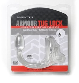 Perfect Fit Armour Tug Lock Small - Transparant