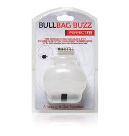 Perfect Fit Bull Bag Buzz - Transparant