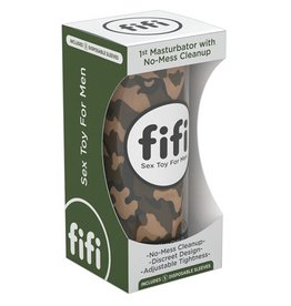 fifi Fifi Masturbator - Camouflage