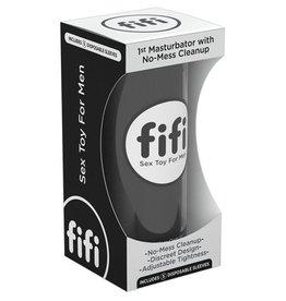 fifi Fifi Masturbator - Zwart