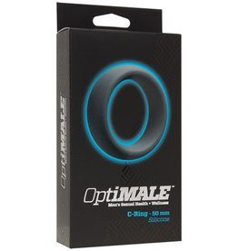 OptiMALE OptiMALE Cockring 50mm - Grijs