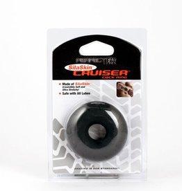Perfect Fit SilaSkin Cruiser Ring - Zwart