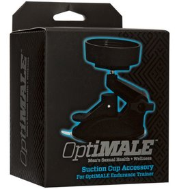 OptiMALE OptiMALE Suction Cup - Accessoire Voor Endurance Trainer