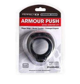 Perfect Fit Armour Push Standard - Zwart