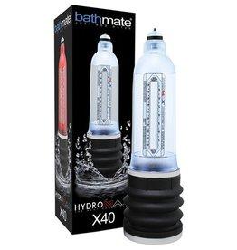 Bathmate Bathmate Penispomp Hydromax X40 doorzichtig