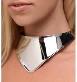 Master Series Stalen Halsband Met Koord
