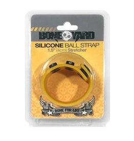 Boneyard Ball Strap - Geel