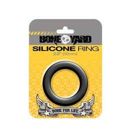 Boneyard Siliconen Cockring 50mm