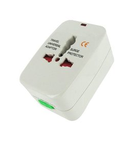 EDC Promotional Products Universele Voltage Adapter