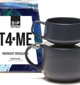 Tea for one theeset / T4 ME - indigo