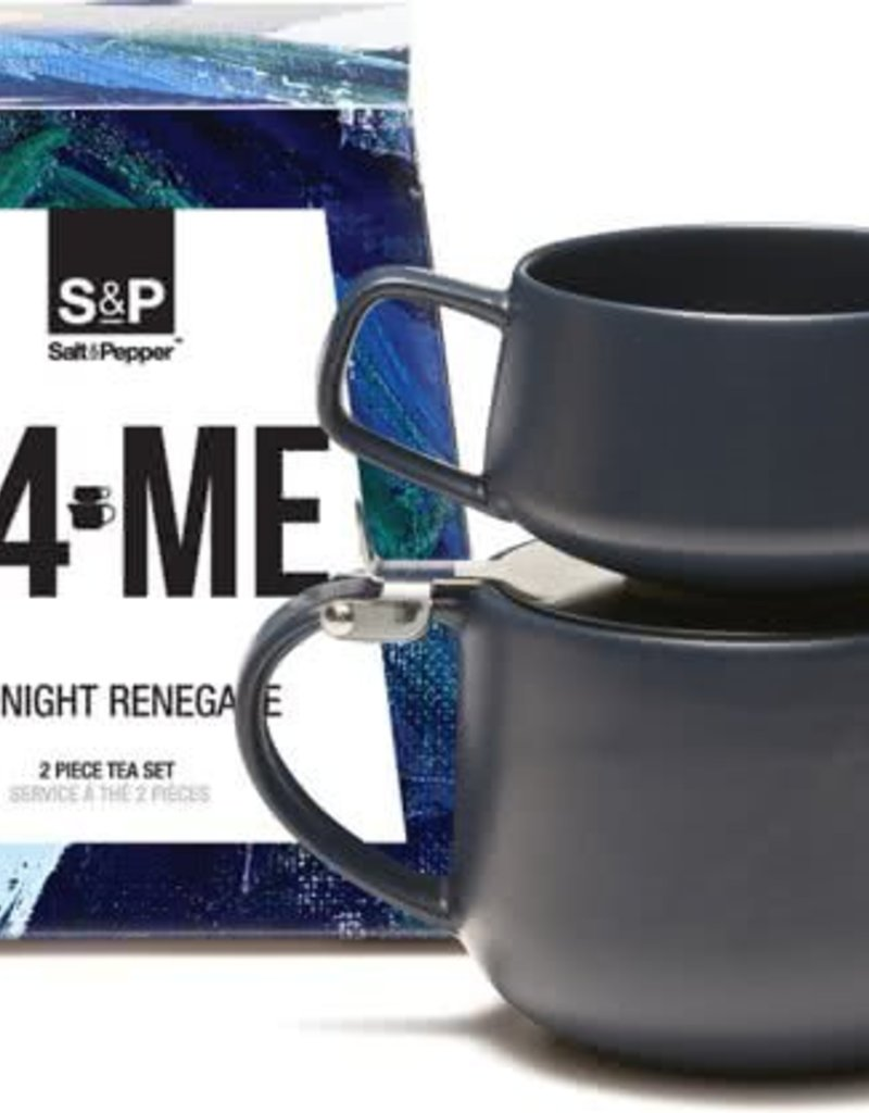 Tea for one theeset/ T4ME- indigo