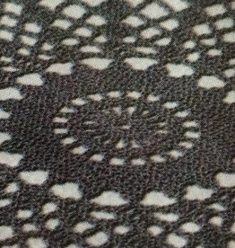 Kersten Tafelkleed kant -medium-donker grijs