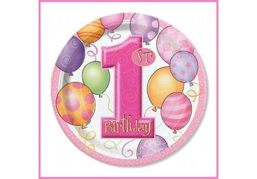 Borden Pink Balloons