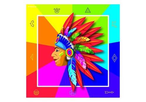 Indianen Servetten (20 stuks)