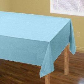 Tafelkleed licht blauw