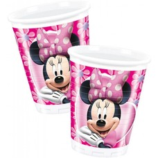 Bekers Minnie Mouse (10st)