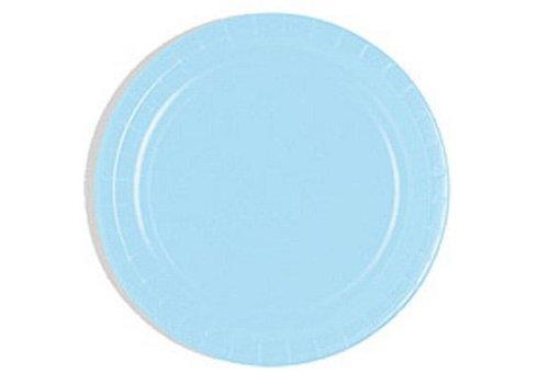 Borden lichtblauw (16st)
