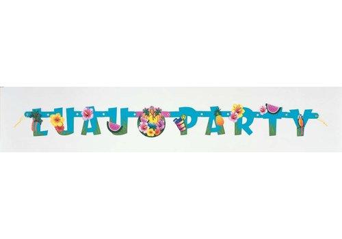 Letterslinger luau party (op=op)