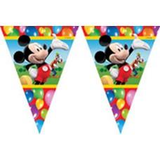 Vlaglijn Mickey Mouse